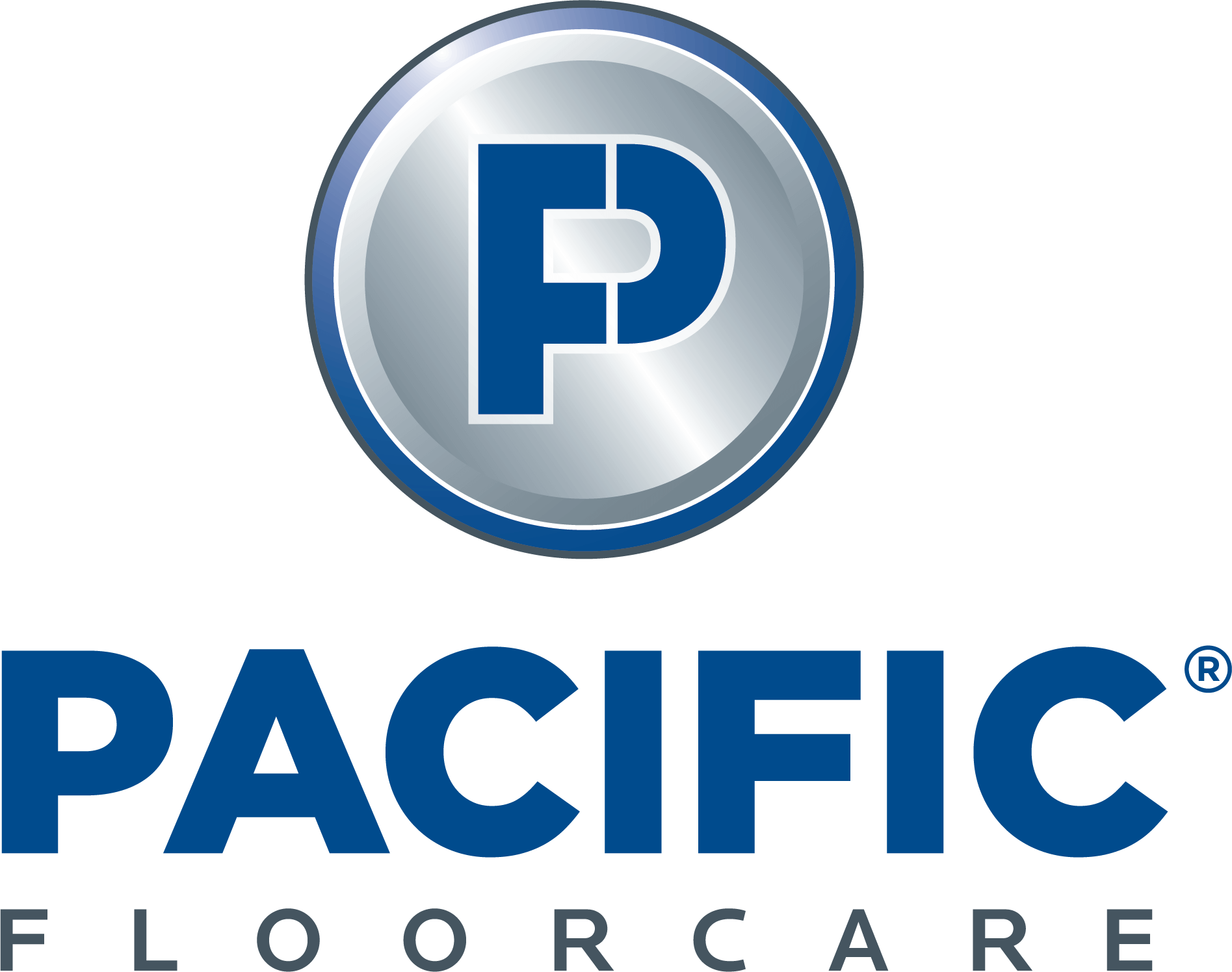 Pacific Floorcare logo design