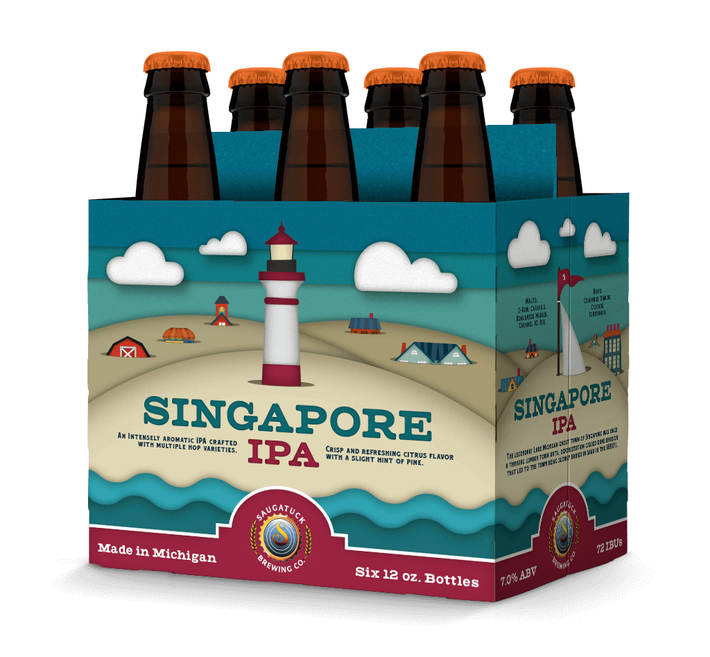 sbc web singapore - Saugatuck Brewing Co.